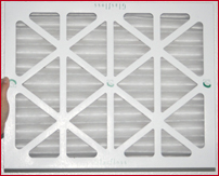 Clean A/C system filter