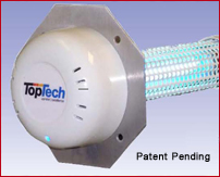 TopTech Air Knight Air Purification System PHI Technology